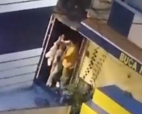 Sokak Ortasında Dövülen Kadın Şikayetçi Olmadı