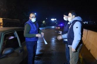 İçişleri Bakan Yardımcısı Ersoy, İzmire Geldi