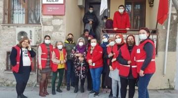 """Türk Kızılay Şenlendirme Projeleri""""ne Urla'dan dört proje"""