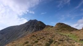 Spateck Gipelweg über den Bergrücken