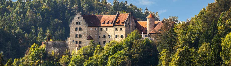 Burg Rabenstein - Urlaub in Franken - Individuelle Gruppenreisen