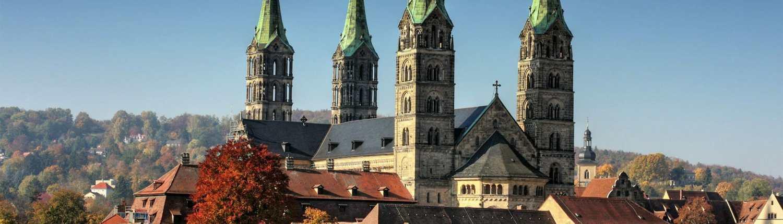 Bamberger Dom - Urlaub in Franken - Individuelle Gruppenreisen