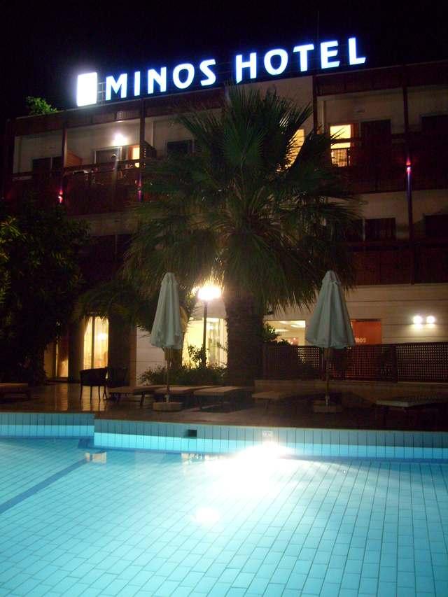 Hotel Minos Rethymnon