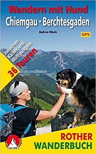 wandern mit Hund -Chiemgau Berchtesgaden