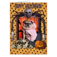 Breanna - Pug - Freeman Card