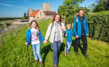 Die Ferienregion HeilbronnerLand vor den Toren Stuttgarts bietet Familien viele Freizeitmöglichkeiten.