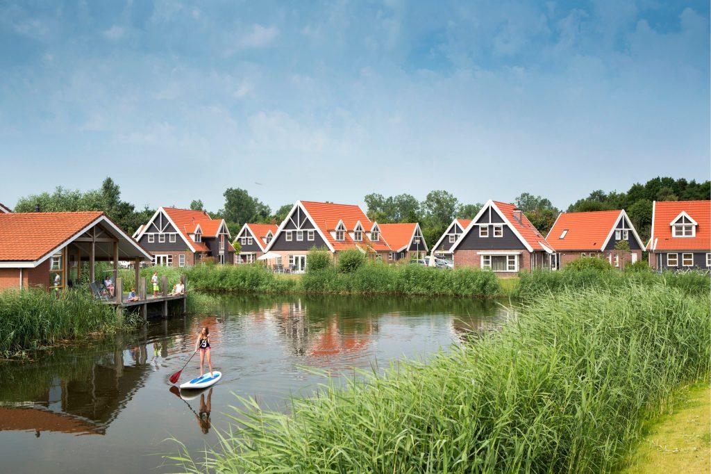 Das Veluwemeer - Ferienhäuser direkt am See oder Meer