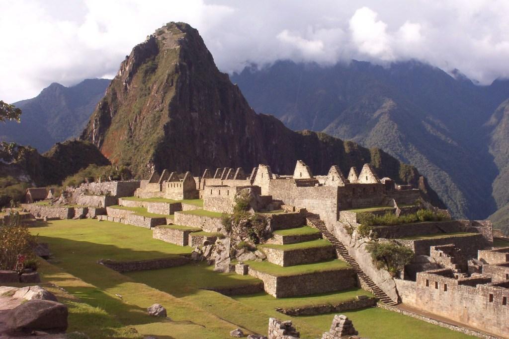 """Einer der Höhepunkte der Tour """"Bergsteigen in Südperu"""" sind die Ruinen von Machu Picchu - Südamerika"""