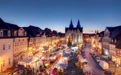 Inmitten der Mühlhäuser Altstadt am Untermarkt und am Kristanplatz findet vom 8. bis 11. Dezember der Weihnachtsmarkt statt.