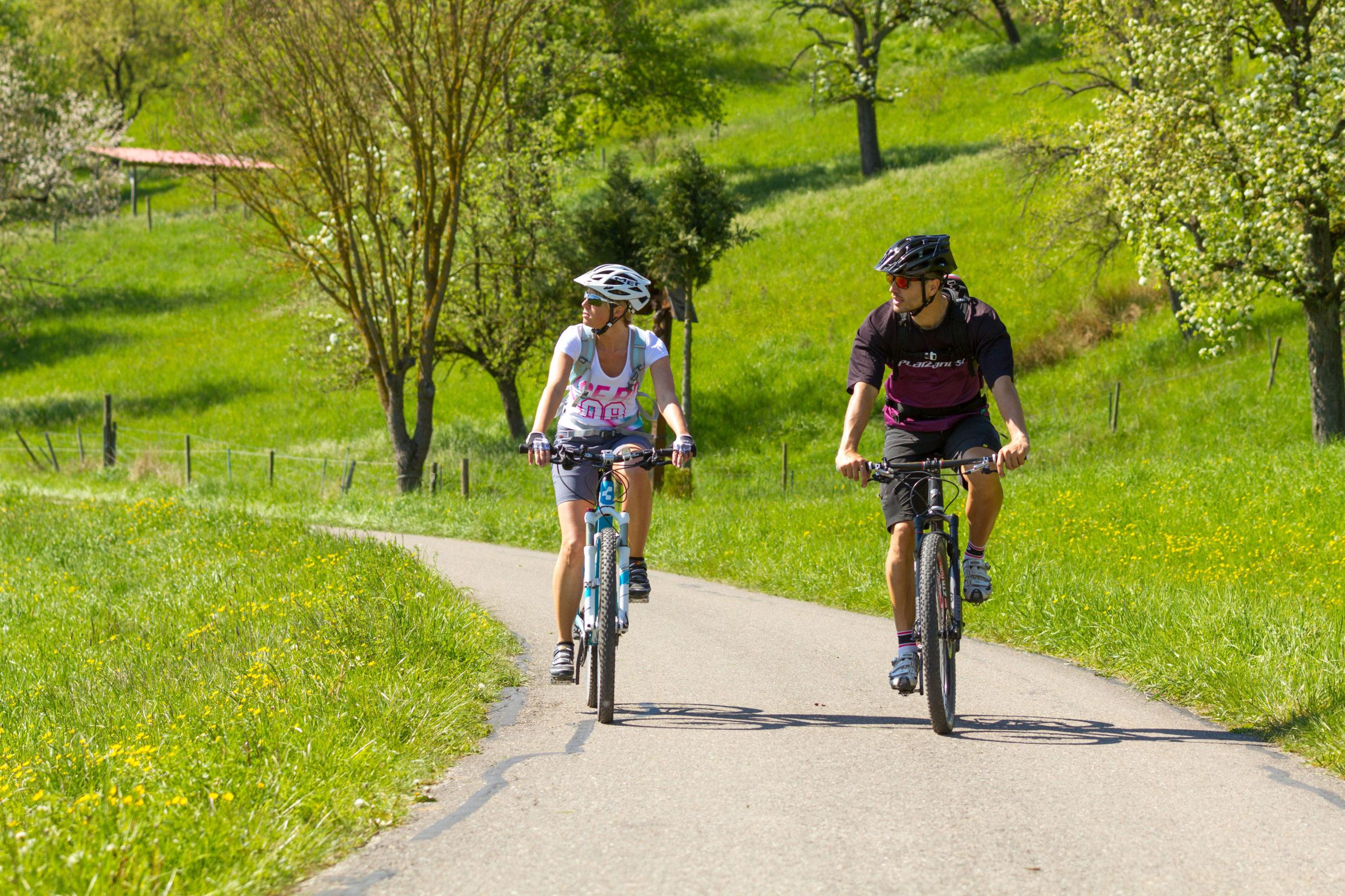 Radtour im Bühlertal - Baden-Württembergs schönste Flussradwege