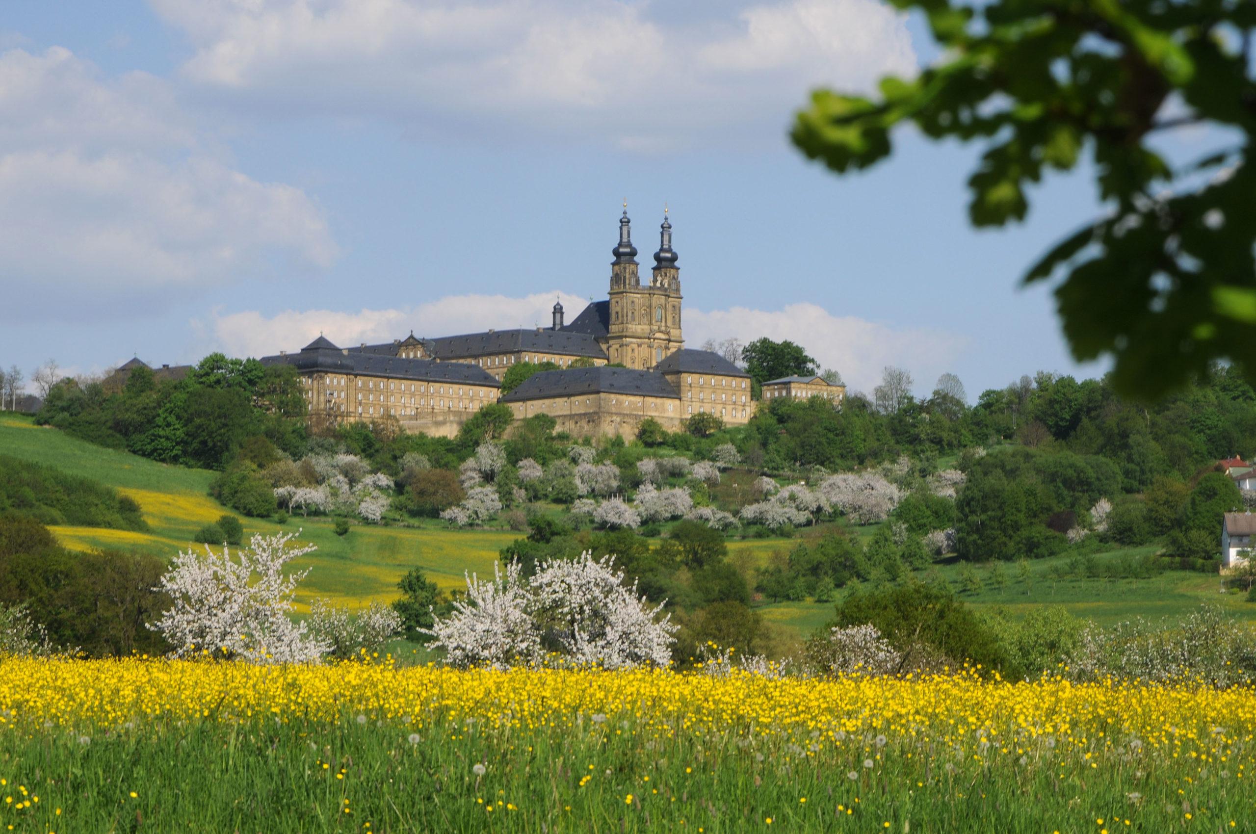 Bad Staffelstein - Kloster Banz