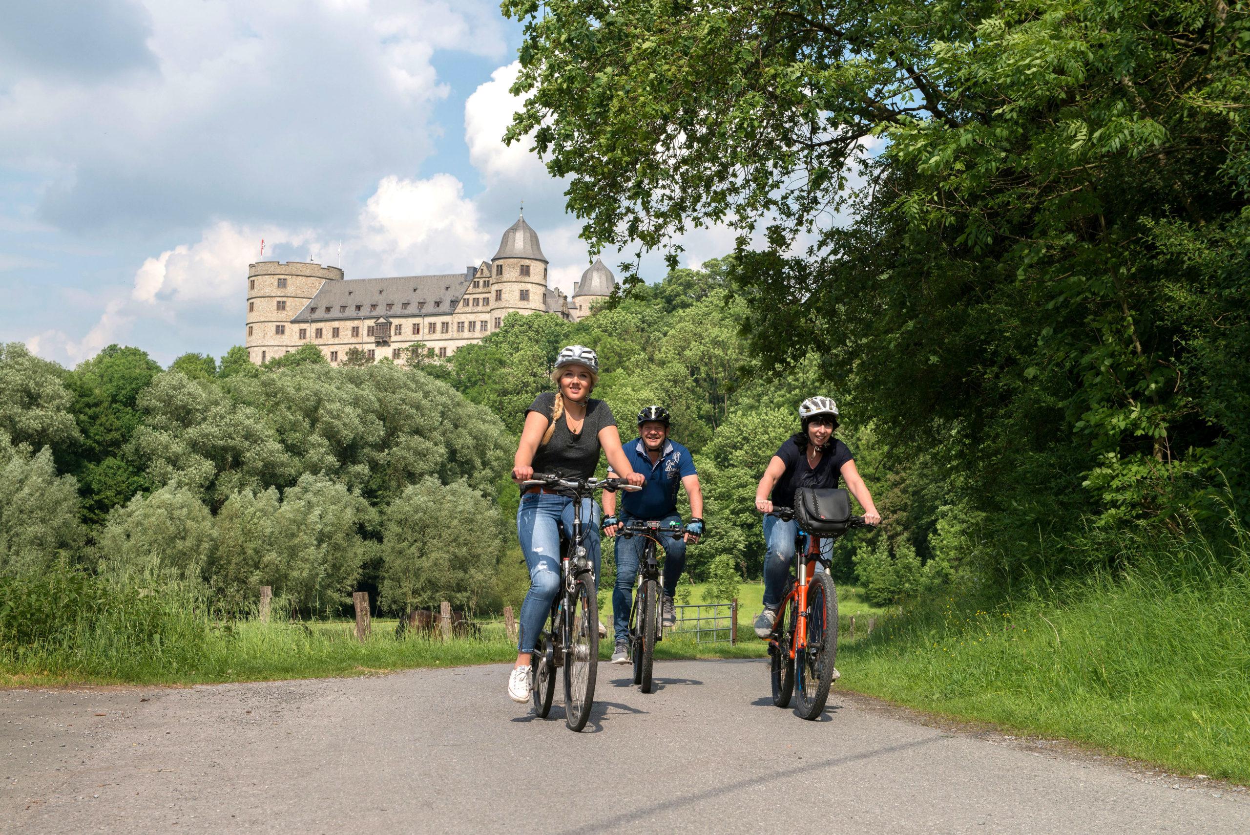 Die Wewelsburg im Paderborner Land