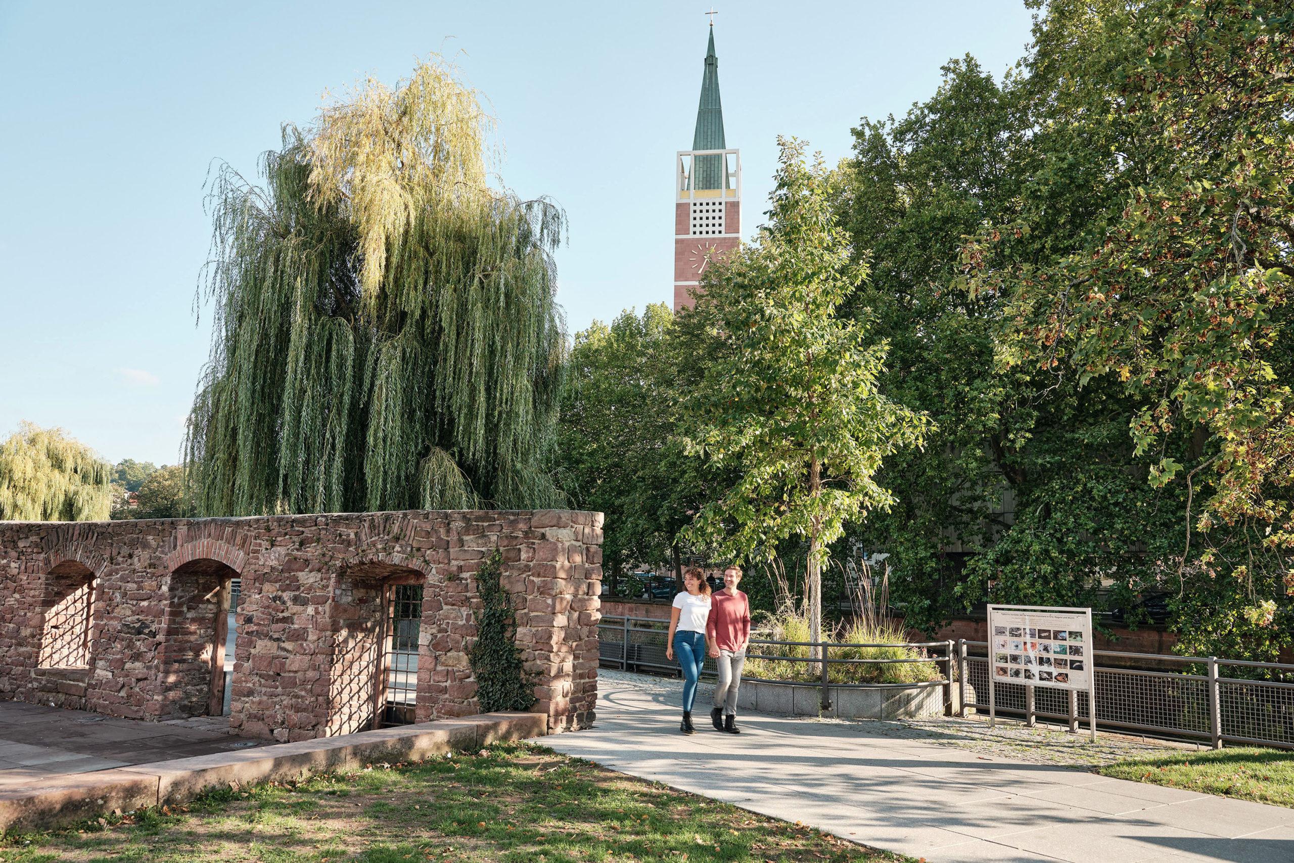 Park in Pforzheim