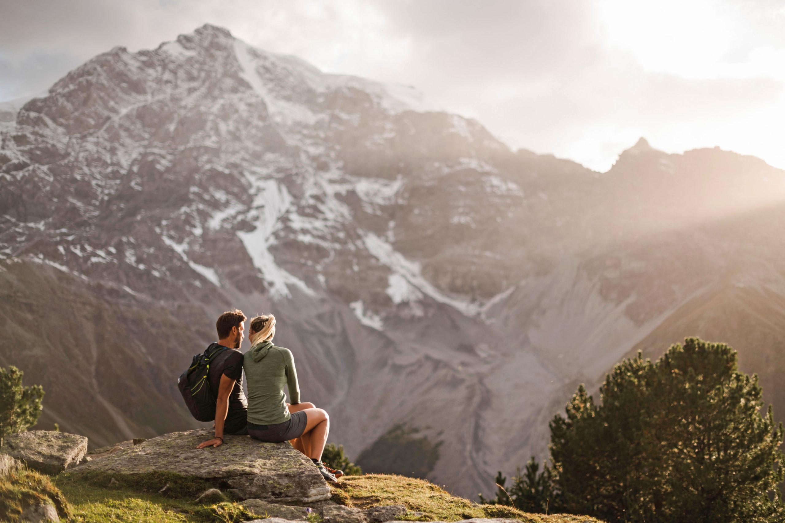 Aussicht in Südtirol