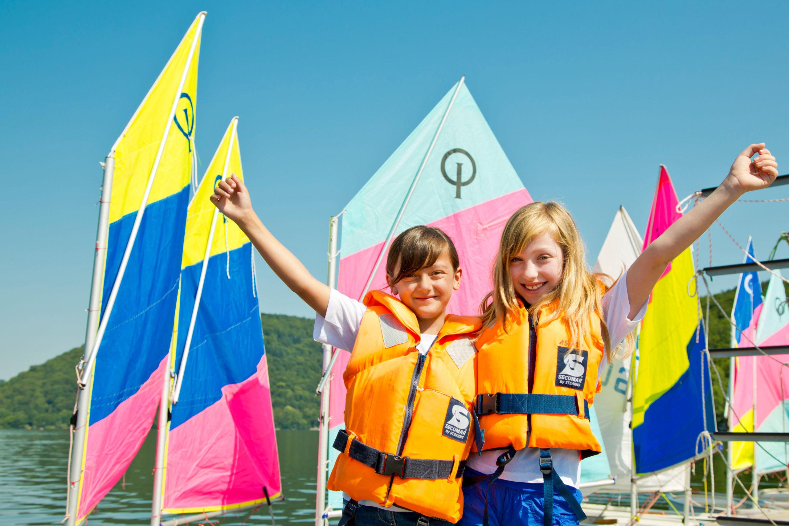 Segelschule für Kinder am Edersee