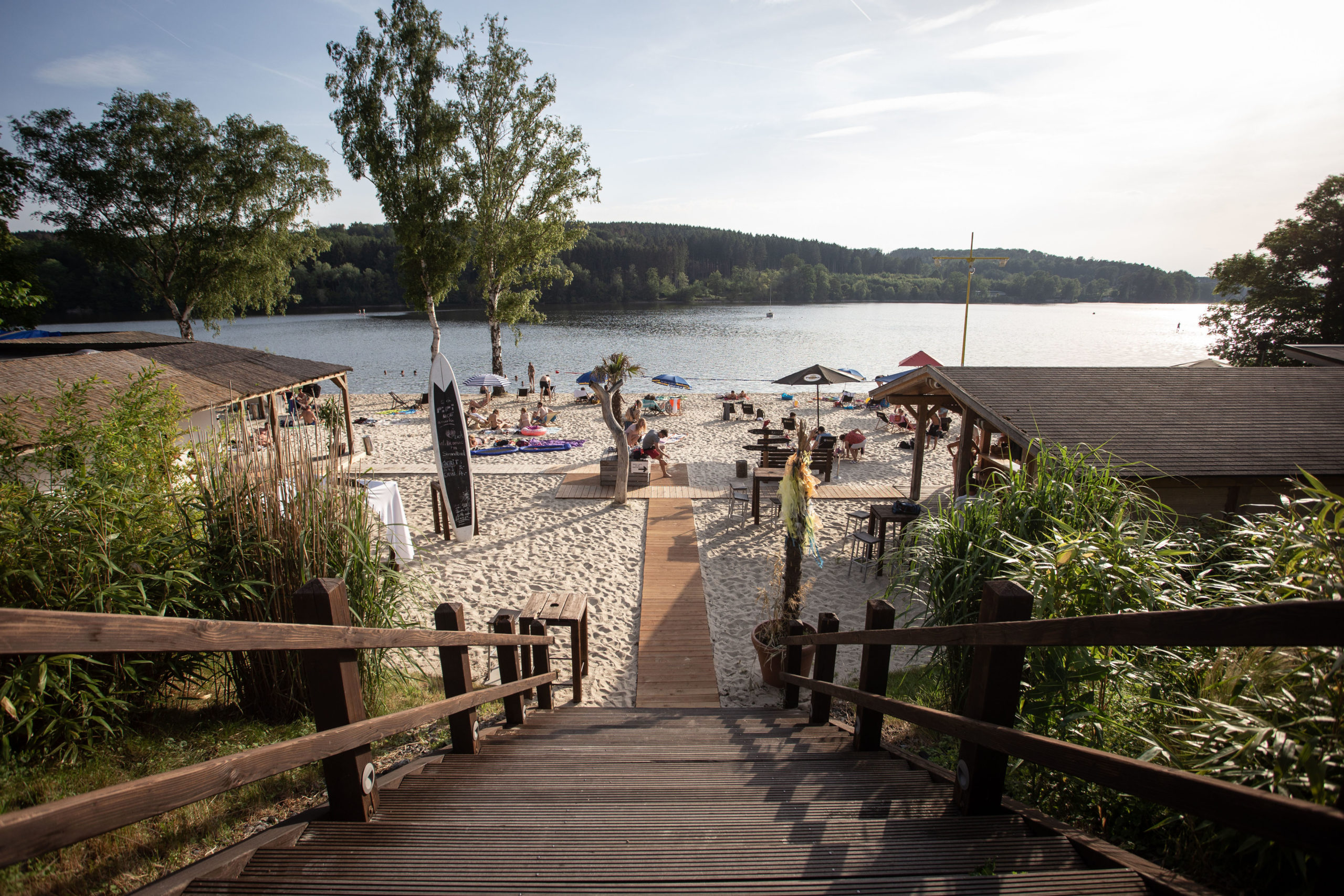 Strandbad am Möhnesee - Seen