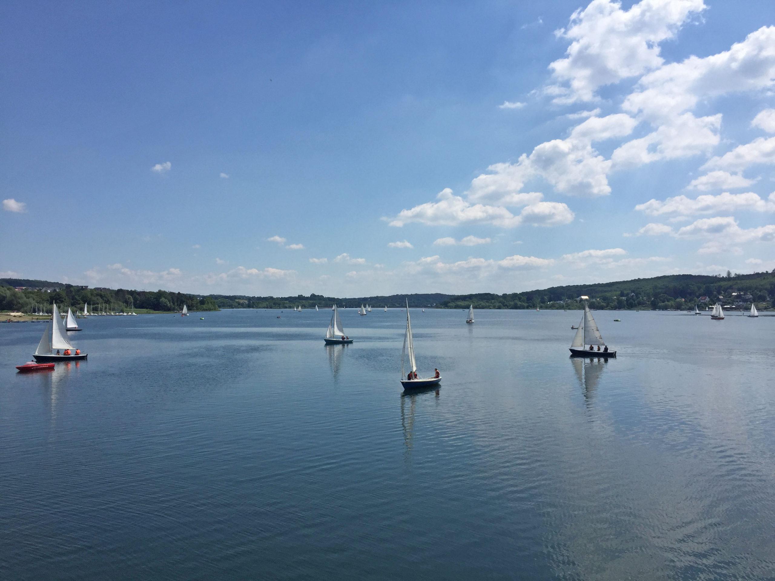 Möhnesee und andere Seen