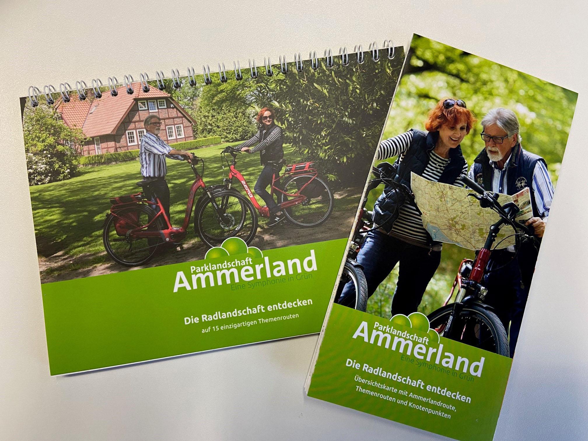 Radkarten für Wiefelstede und Umgebung