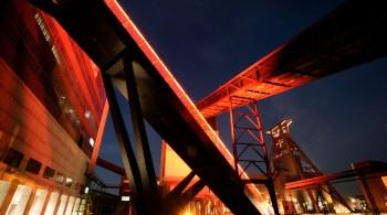 Die Zeche Zollverein ist eine der 51 Welterbestätten in Deutschland