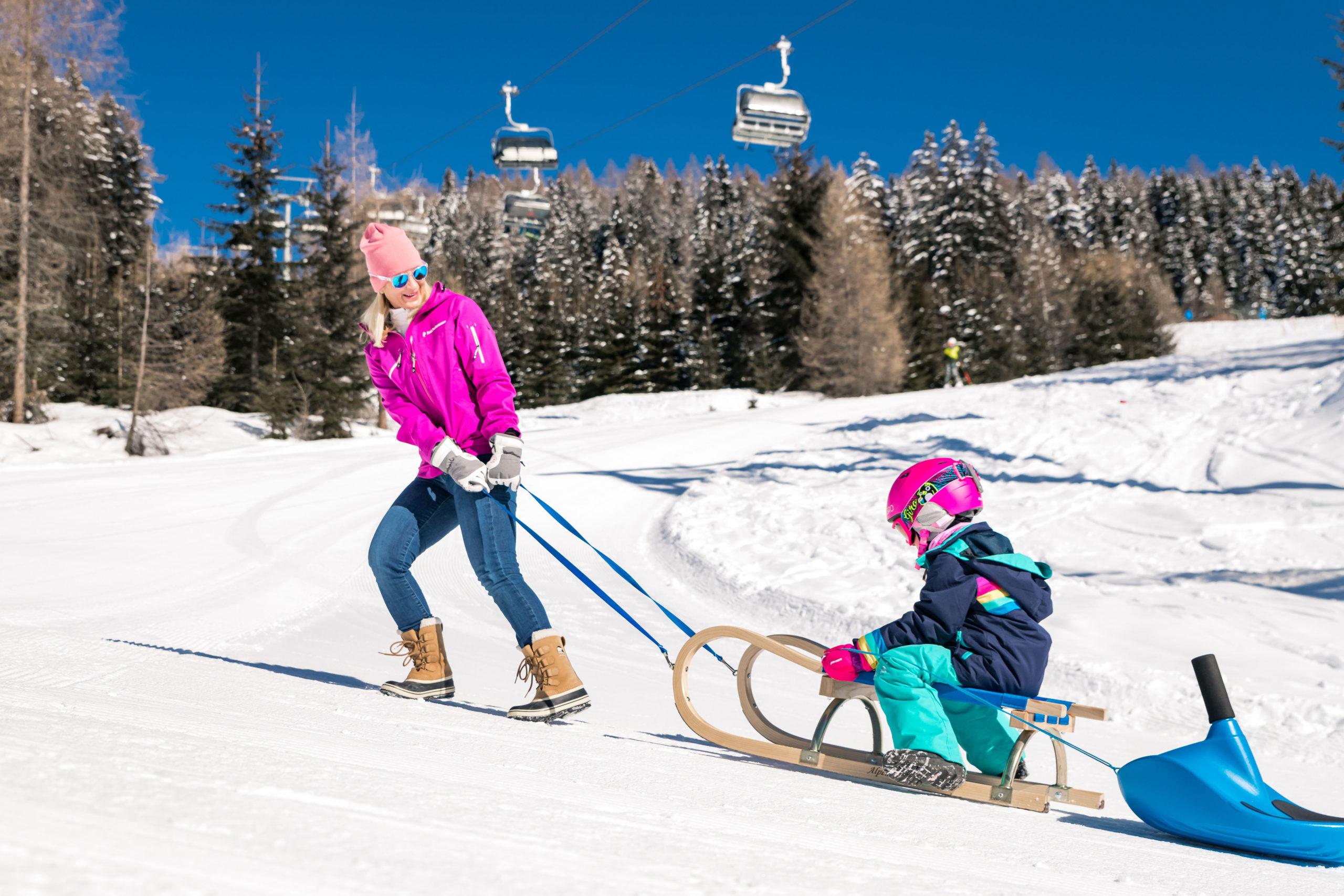 Kärntner Wintererlebnisse für die Kids