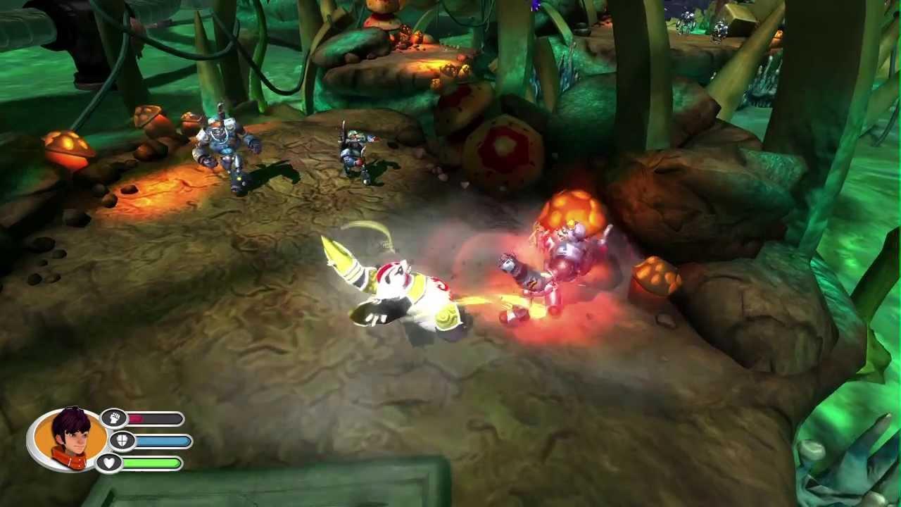Download Invizimals The Lost Kingdom PS3 Direct Link