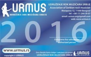 Kako postati član URMUS-a