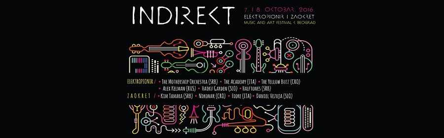 Festival Indirekt 2016 Volume 2