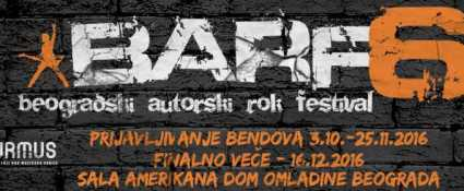 Festival BARF 2016