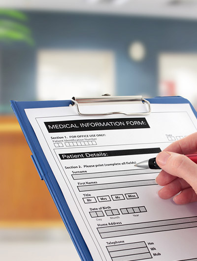 Patient Forms with Urology Specialists of Ohio in Springfield Ohio