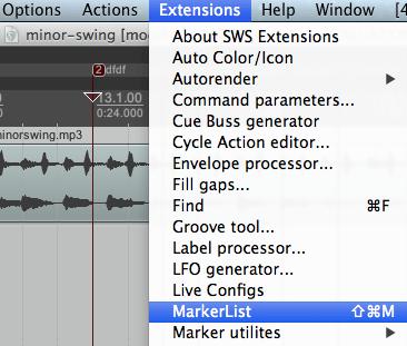 Editing Classical Music in Reaper Part 1 - Uros Baric
