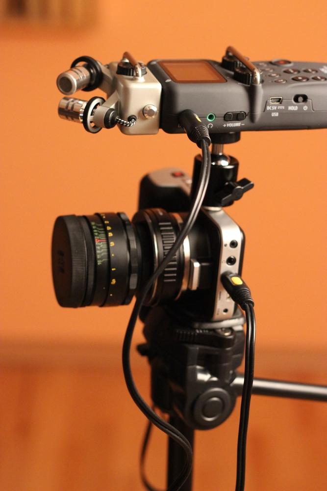Adapting Lenses For Blackmagic Pocket Cinema Camera