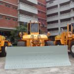 Dozers are ready to handover at DNCC's warehouse in Mohakhali