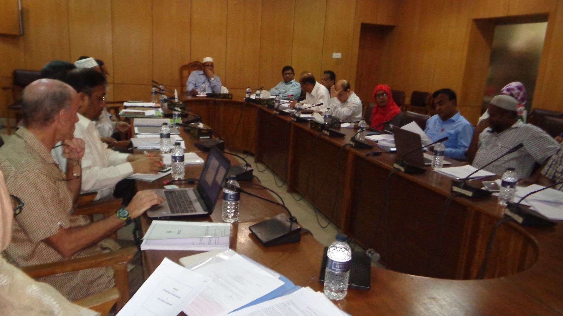 5th PSC Meeting in PCMU (1)