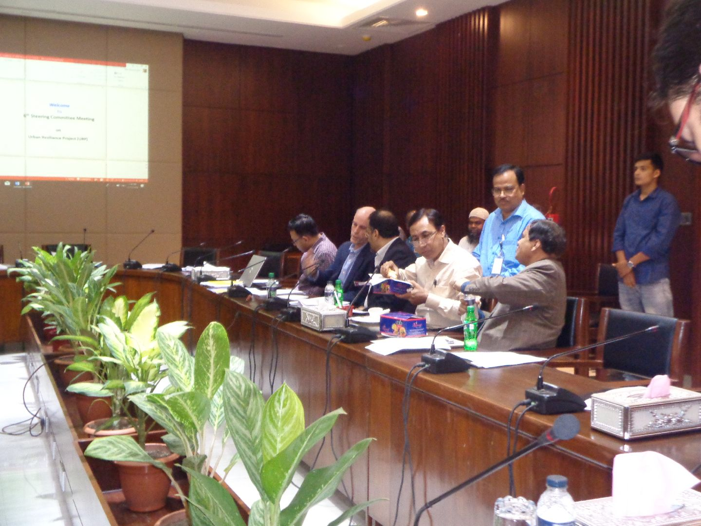 6th PSC Meeting in PCMU (4)