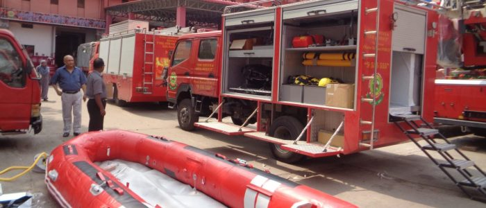 Procured Specialized Search and Rescue Equipment for FSCD