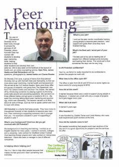 kennys mentoring