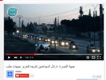 kaida bei Aleppo