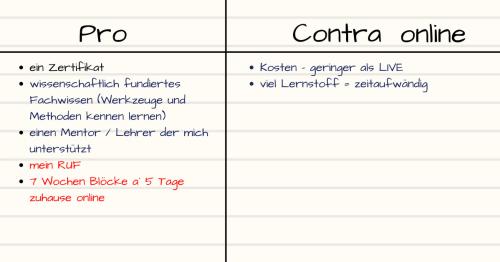 Begegnungen pro und contra2