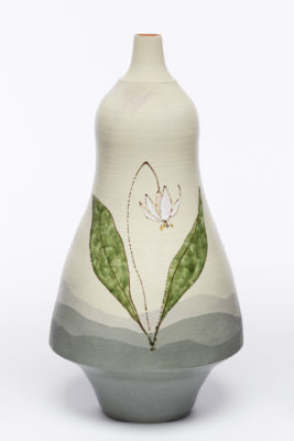 Vase (Dwarf Trout Lily)