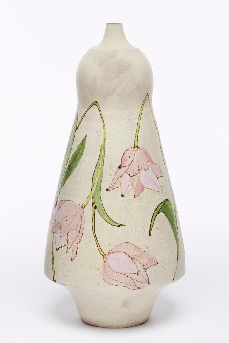 Vase (Falling Tulips)