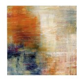 Ursula Kolbe 2000-2005 Concerning Landscape 'Late Afternoon'. Oil on canvas