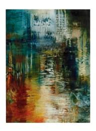 Ursula Kolbe 2000-2005 Concerning Landscape 'Source'. Oil on canvas