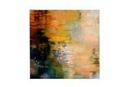 Ursula Kolbe 2000-2005 Concerning Landscape 'Undercurrents'. Oil on canvas