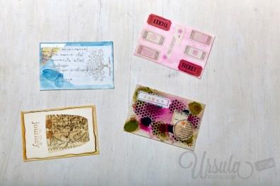 Made by Monica http://www.thecreativebeast.blogspot.com