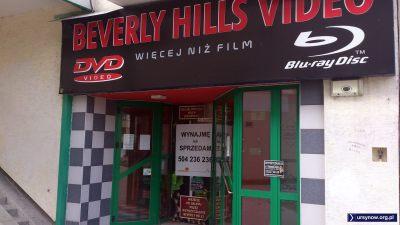 To były czasy! Nowości na DVD, mega hity albo klasyka na VHS. Do tego sklep winiarski, chipsy i słodycze: jak na amerykańskim filmie. Aż nastąpił The End. Fot. Maciej Mazur