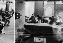 """Tygodnik """"Razem"""" z 29 kwietnia 1983 z wizytą w Szkole nr 303 na Koncertowej. Forum i Kuchnia."""