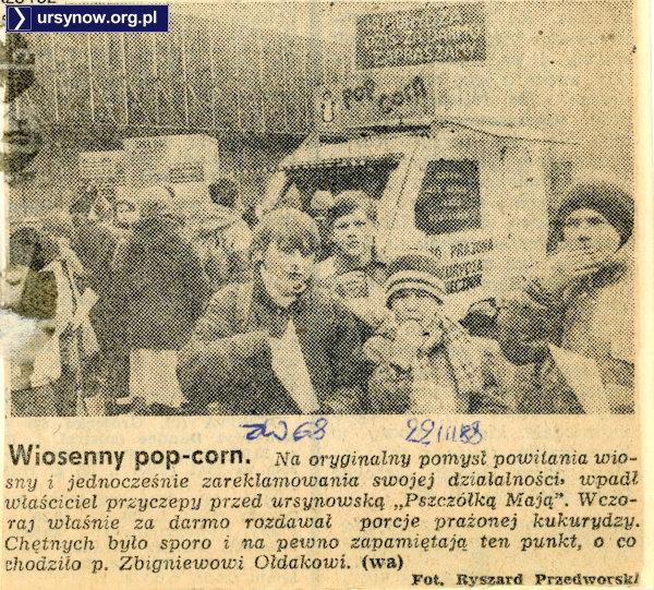 Życie Warszawy, 22 marca 1988