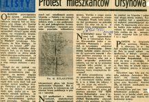 """Sztandar Młodych z 21 grudnia 1988. List do redakcji piszą """"mieszkańcy Ursynowa"""", którzy chcą przeznaczenia hal przy Ciszewskiego dla sportu."""