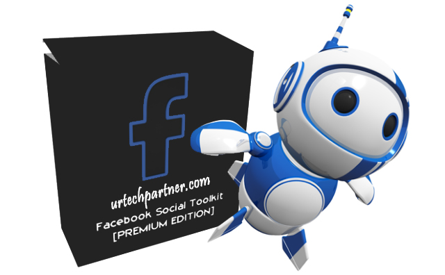 Facebook Social Toolkit PREMIUM Chrome Extension