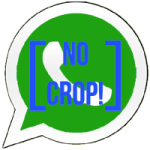 How to Set Full Size Profile Picture on Whatsapp Without Cropping (DP Without Crop)